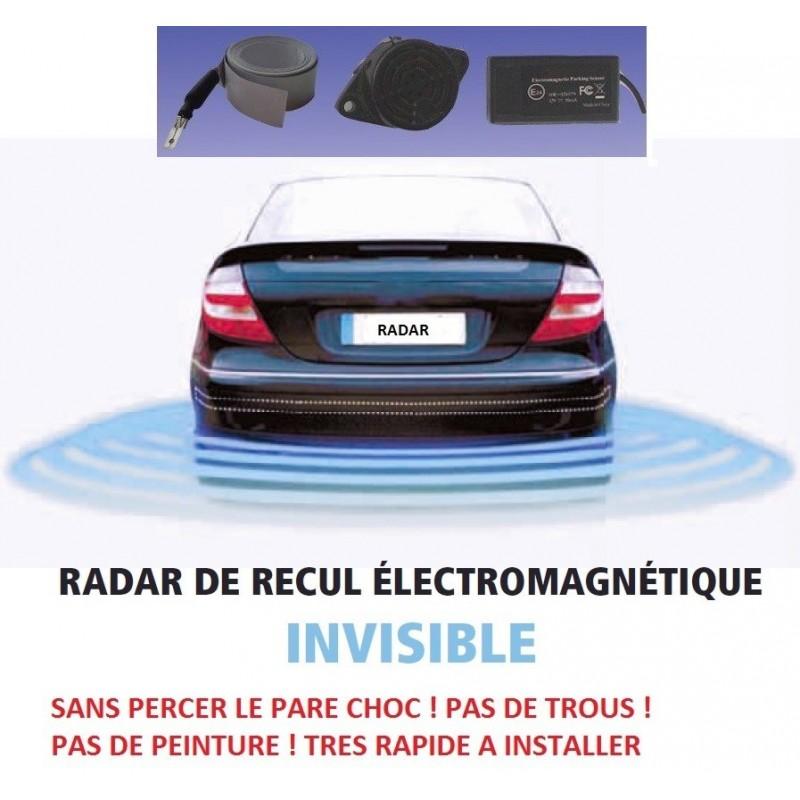radar de recul electromagnetique sans percage a bande pro led promo. Black Bedroom Furniture Sets. Home Design Ideas