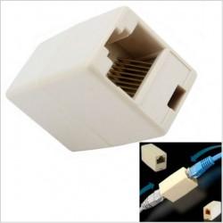 Prolongateur Rallonge RJ45 Reseau Ethernet Femelle Neuf, livré en 48h Gratuit !