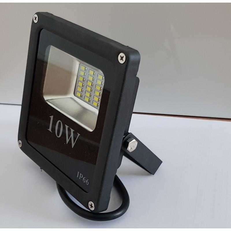 Projecteur Led 10W 6000K blanc froid Pro IP66