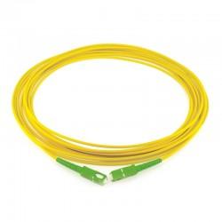 Rallonge  1m Fibre optique FTTH SC/APC SC/APC pour Orange SFR Bouygues