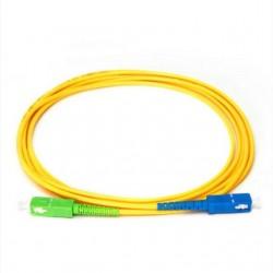 Rallonge 1m Fibre optique SC/APC SC/UPC pour Freebox Kbox Wibox
