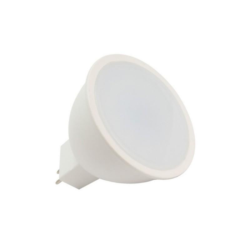 Ampoules Spot Led MR16 6W Blanc Chaud 220V remplace 50W - Lot de 10 -