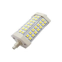 3X Ampoule LED R7S A+++ 10W 118mm 1000 lm Blanc chaud