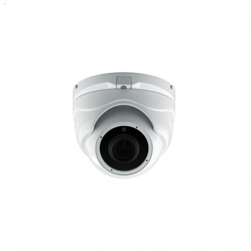Caméra IP Dome Antivandale Métal 3MP SONY Varifocale Motorisée