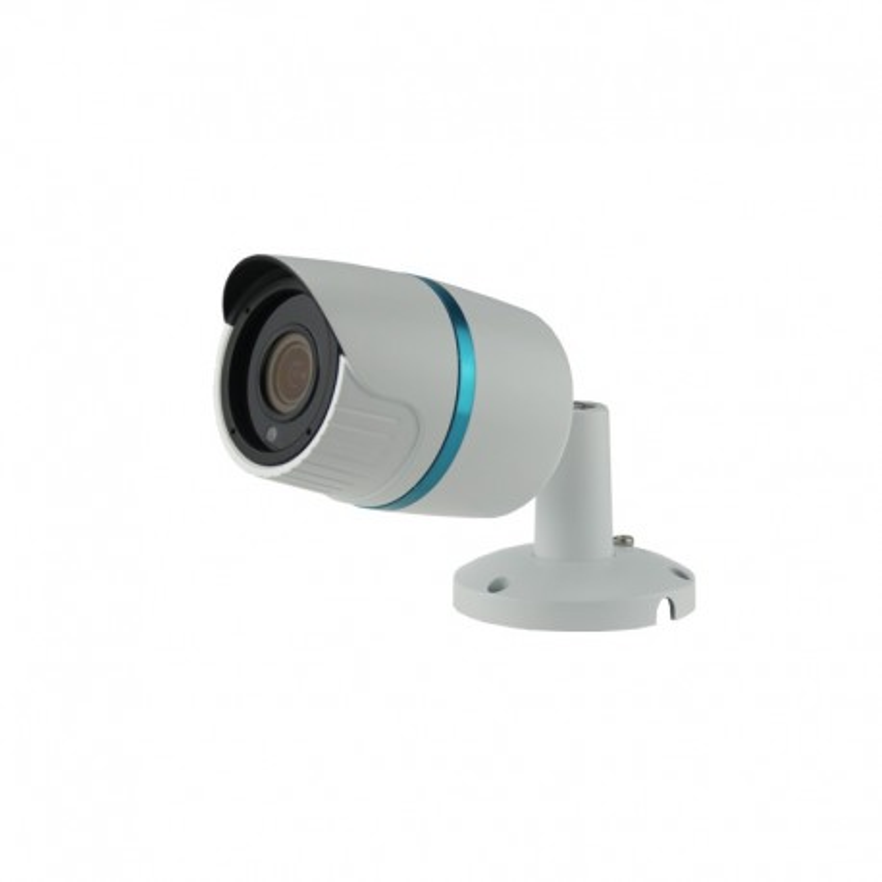Caméra IP Antivandale Métal 1MP SONY Grand Angle 3.6mm