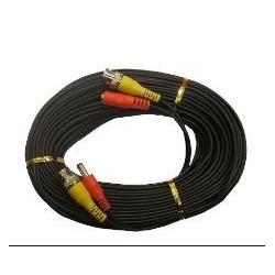 Supplément cable 50m Video + Alimentation