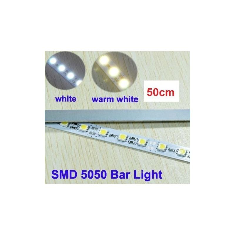 Barrette strip de LED 56 cm ! 90 Leds Chaudes 12V Rare ULTRAPUISSANT