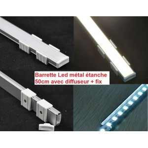 Barrette strip de LED 56 cm ! 90 Leds Chaudes 12V Rare ULTRAPUISSANT