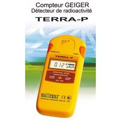 COMPTEUR GEIGER PRO TERRA P MKS05 Mesure Beta, Gamma et Rayons X