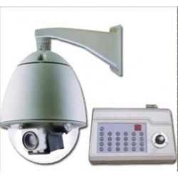 Camera CCD SONY Dome motorisée Etanche + controler Joystick PTZ